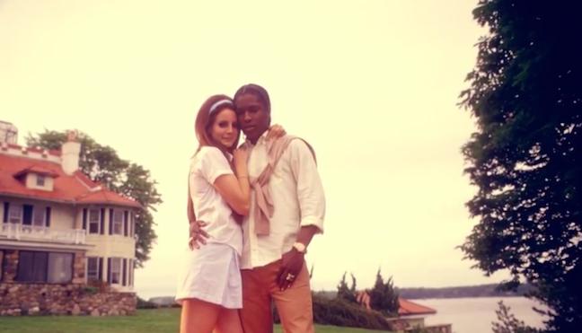 Frank Ocean Tyler The Creator Lana Del Rey