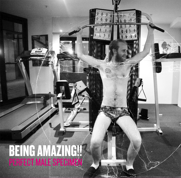 Being Amazing!!
