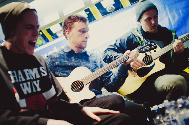 Acoustic The Story So Far