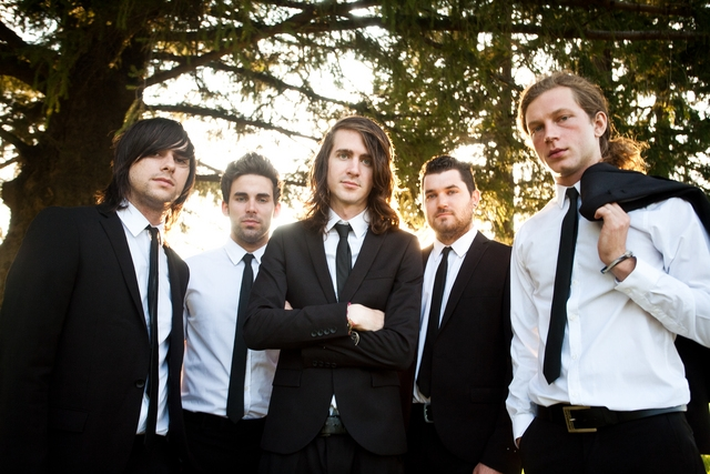 Mayday Parade Press