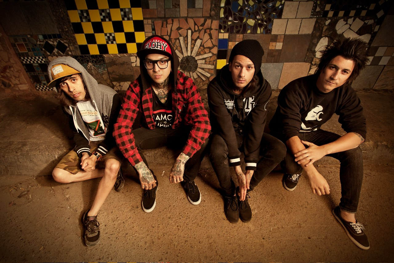 Pierce The Veil Press