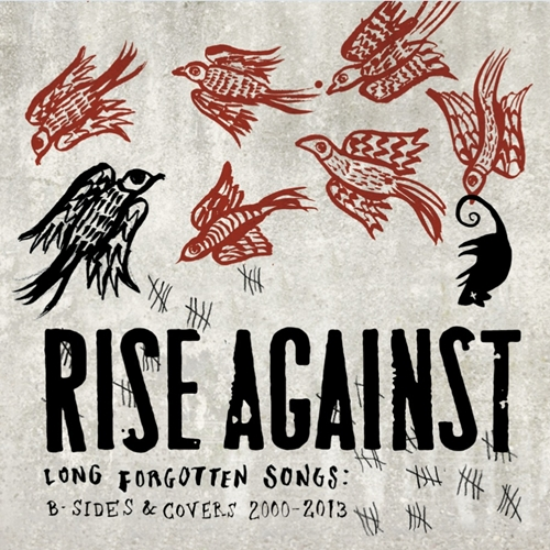 Rise Against Album Cover