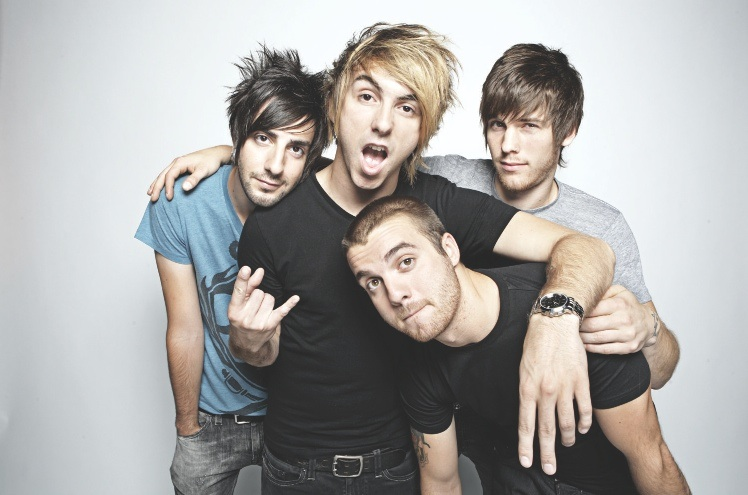 All Time Low Press 2013