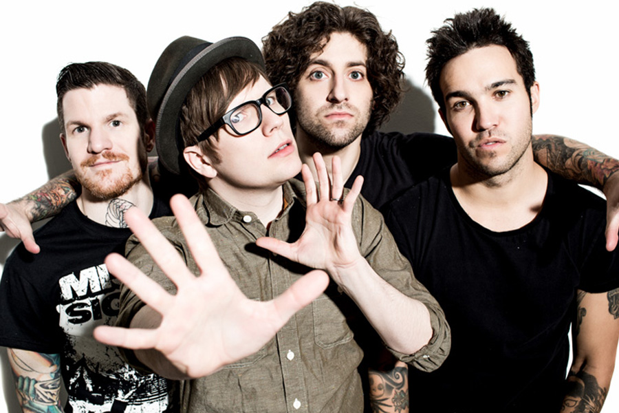 Fall Out Boy Press