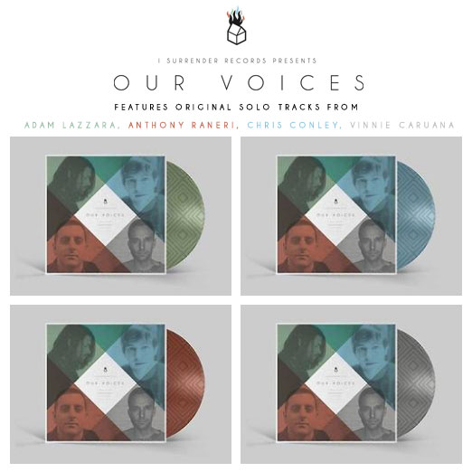 I Surrender Records Our Voices