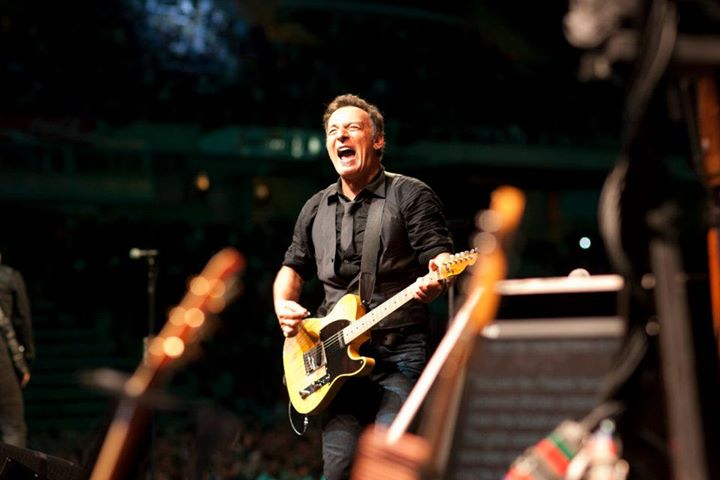 Bruce Springsteen by Jo Lopez