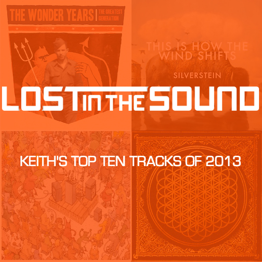 LITS Keith's Top Ten Tracks Of 2013