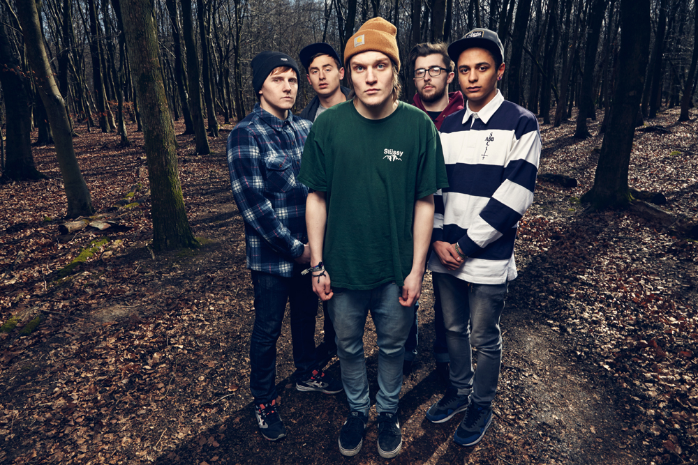 Neck Deep Press
